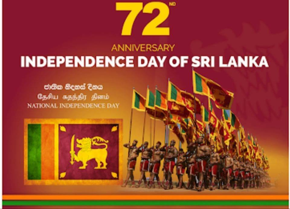 Sri Lankan Independence Day & Dinner